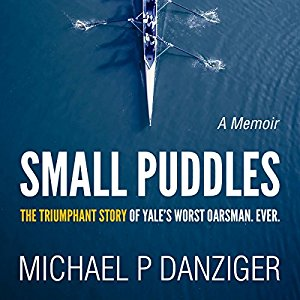 "In Studio: Author Michael Danziger narrates his book ""Small Puddles"""