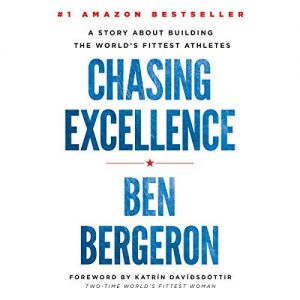 "In Studio: Champion CrossFit coach Ben Bergeron narrates ""Chasing Excellence"""