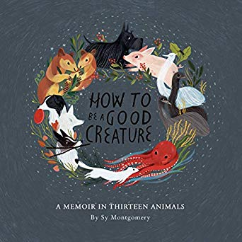 "In Studio: Sy Montgomery Narrates Her Touching Memoir ""How To Be A Good Creature"""