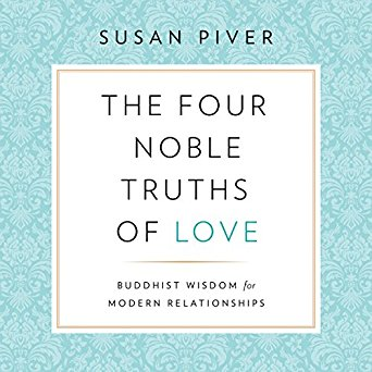"""In Studio – Best Selling Author and Buddhist Teacher Susan Piver narrates her latest """"The Four Noble Truths of Love"""""""