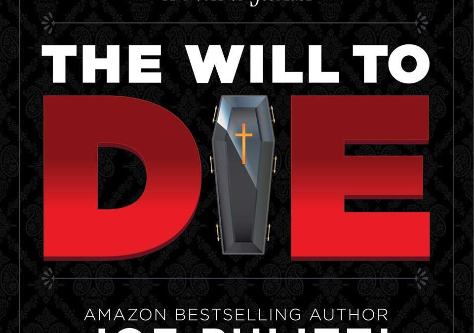 """RELEASE – Joe Pulizzi releases """"The Will To Die"""" for FREE on Podcast Platforms"""