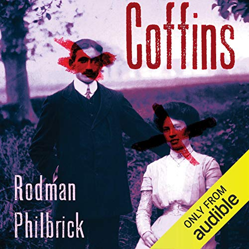 RELEASE – Coffins by Rodney Philbrick, a pre-Civil War era Horror Story