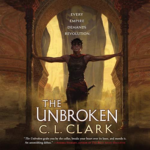 "RELEASE – ""The Unbroken"" by C.L. Clark"